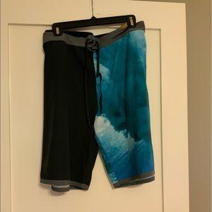 Maori Hook Board Shorts
